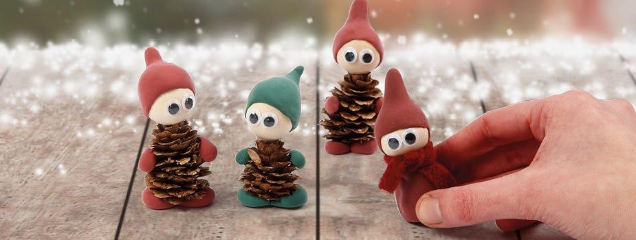 Hjemmelagede julegaver fra barn