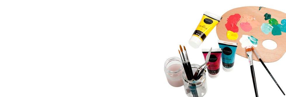 Akrylmaling i kunstnerkvalitet