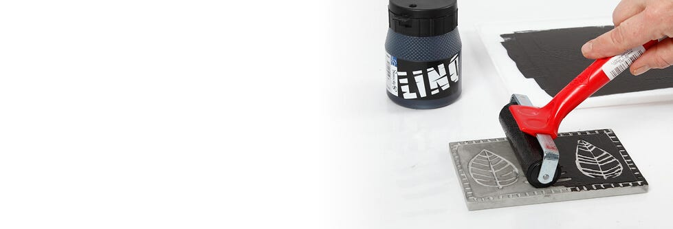Linoleumstrykk