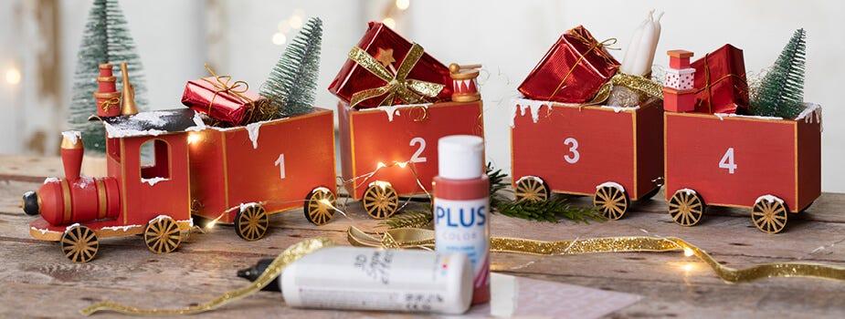 Julegaver, adventsgaver og julegaveinnpakning