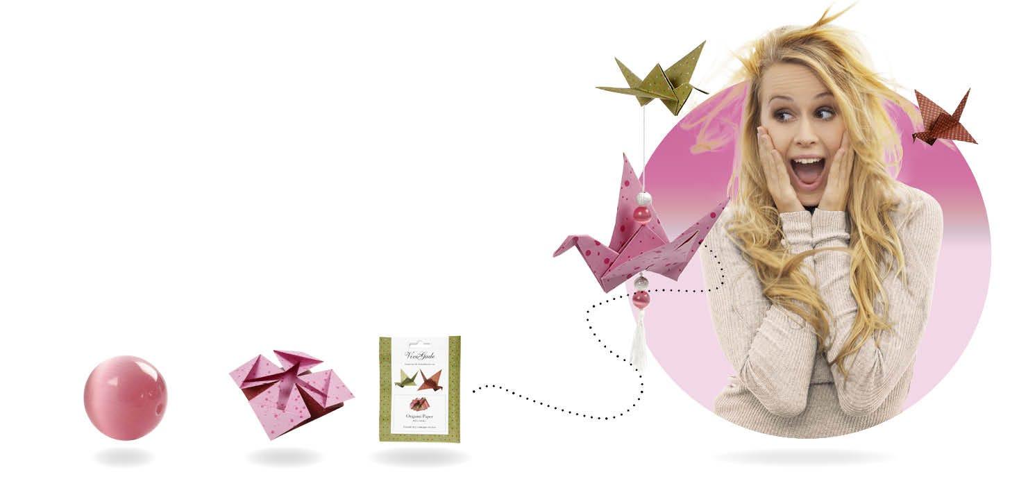Kreativitet med papir og kartong