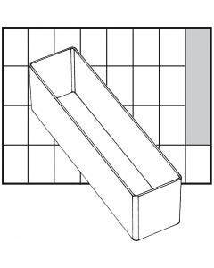 Basisinnsats, nr. A9-3, H: 47 mm, str. 163x39 mm, 1 stk.