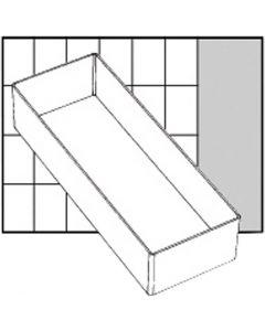 Basisinnsats, nr. A7-2, H: 47 mm, str. 218x79 mm, 1 stk.