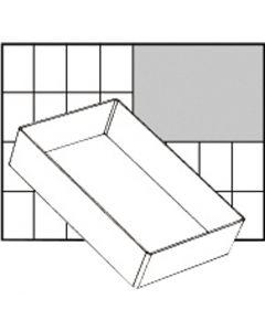 Basisinnsats, nr. A6-1, H: 47 mm, str. 157x109 mm, 1 stk.