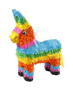 Piñata , str. 39x13x55 cm, sterke farger, 1 stk.
