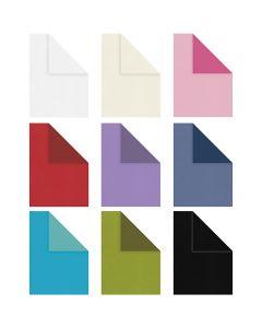Strukturpapir, A4, 210x297 mm, Innhold kan variere , 100 g, ass. farger, 30x20 ark/ 1 pk.