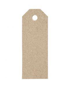 Manillamerker, str. 3x8 cm, 220 g, 20 stk./ 1 pk.