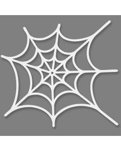 Spindelvev, str. 19x21 cm, 230 g, hvit, 16 stk./ 1 pk.