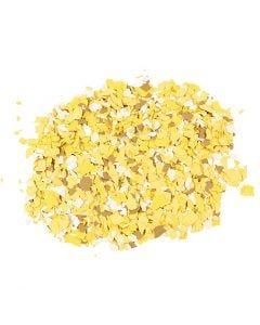 Terrazzo flak, gul, 90 g/ 1 boks