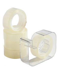Tape med dispenser, B: 15 mm, 1 sett