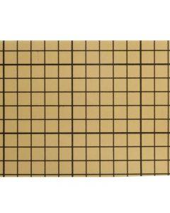 Dobbeltklebende folie, 10x14 cm, 10 ark/ 1 pk.
