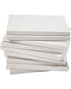 Malelerret, dybde 1,6 cm, str. 18x24 cm, 280 g, hvit, 40 stk./ 1 pk.