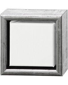 ArtistLine Canvas med ramme, str. 14x14 cm, 360 g, hvit, 6 stk./ 1 pk.