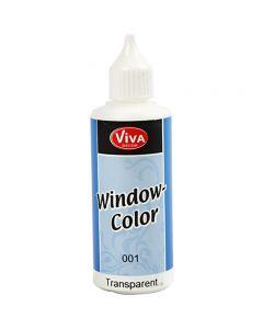 Window Color, transparent, 80 ml/ 1 fl.