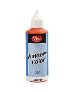 Window Color, orange, 80 ml/ 1 fl.