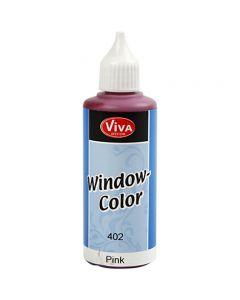 Window Color, pink, 80 ml/ 1 fl.
