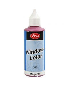 Window Color, magenta, 80 ml/ 1 fl.