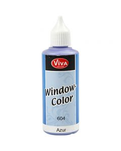 Window Color, Azure, 80 ml/ 1 fl.