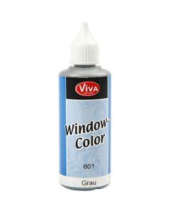 Window Color, grå, 80 ml/ 1 fl.