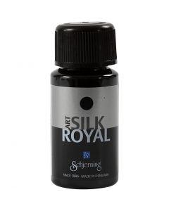 Silkemaling, Royal, rødviolet, 50 ml/ 1 fl.