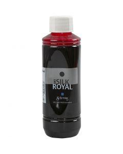 Silkemaling, Royal, pink, 250 ml/ 1 fl.