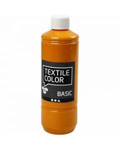 Textil Color, sennepsgul, 500 ml/ 1 fl.