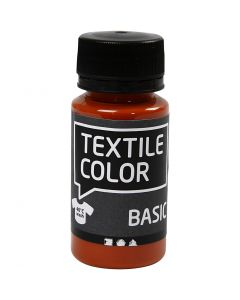 Textil Color, tegl, 50 ml/ 1 fl.