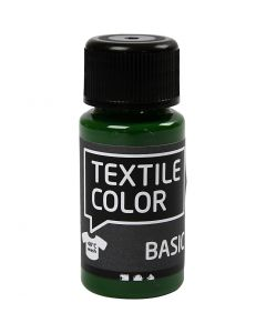 Textil Color, olivengrønn, 50 ml/ 1 fl.