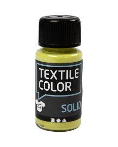 Textil Solid, dekkende, kiwi, 50 ml/ 1 fl.
