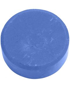 Vannfarge, H: 16 mm, dia. 44 mm, blå, 6 stk./ 1 pk.