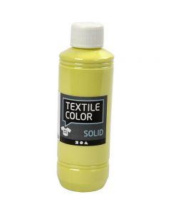 Textil Solid, dekkende, kiwi, 250 ml/ 1 fl.