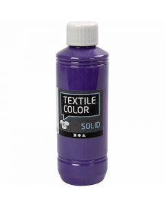 Textil Solid, dekkende, lilla, 250 ml/ 1 fl.