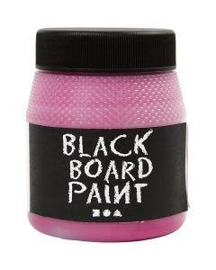 Tavlemaling, pink, 250 ml/ 1 pk.