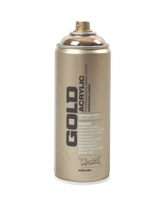 Spraymaling, kobber, 400 ml/ 1 boks