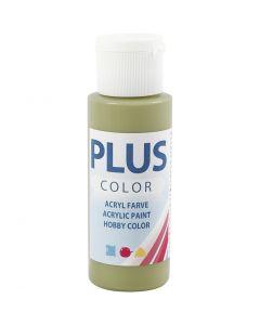 Plus Color hobbymaling, eukalyptus, 60 ml/ 1 fl.