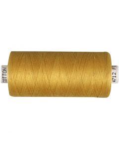 Sytråd, gylden, 1000 m/ 1 rl.