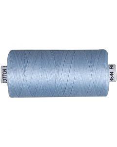 Sytråd, lys blå, 1000 m/ 1 rl.