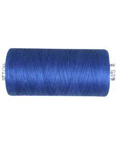 Sytråd, mellomblå, 1000 m/ 1 rl.
