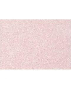 Hobbyfilt, A4, 210x297 mm, tykkelse 1 mm, rosa, 10 ark/ 1 pk.