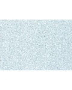 Hobbyfilt, A4, 210x297 mm, tykkelse 1 mm, lys blå, 10 ark/ 1 pk.