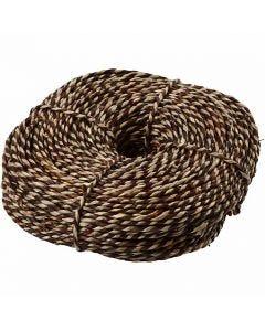Sjøgress, B: 3,5-4 mm, brun, 500 g/ 1 bunt