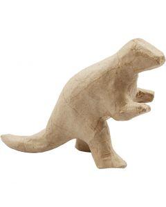 Dinosaur , H: 12 cm, L: 20 cm, B: 4,5 cm, 1 stk.
