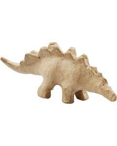 Dinosaur , H: 9 cm, L: 21,9 cm, B: 4,5 cm, 1 stk.