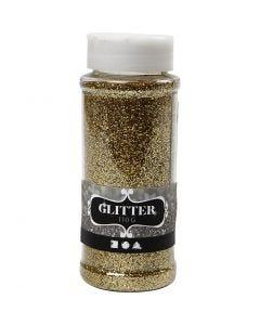 Glitter, gull, 110 g/ 1 boks
