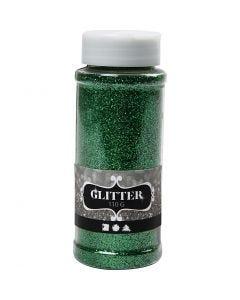 Glitter, grønn, 110 g/ 1 boks
