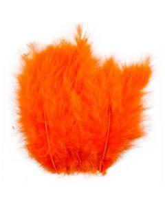 Dun, str. 5-12 cm, orange, 15 stk./ 1 pk.