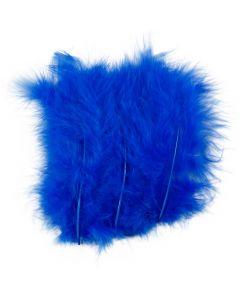 Dun, str. 5-12 cm, blå, 15 stk./ 1 pk.