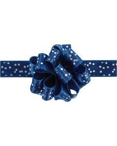 Susifixbånd, B: 18 mm, blå, 5 m/ 1 rl.
