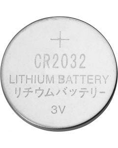 Batteri, dia. 20 mm, 6 stk./ 1 pk.
