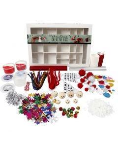 Kreativ kasse, Magisk jul, 1 sett